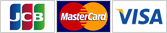 Credit Card (JCB, Mastercard or VISA)